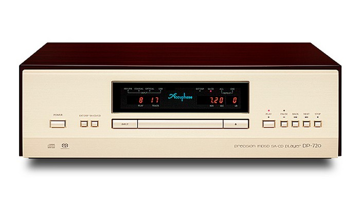 Accuphase SACD Player