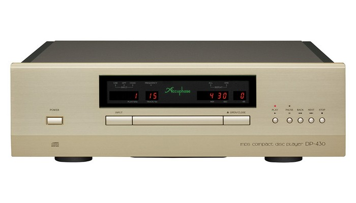 Accuphase CD-Player