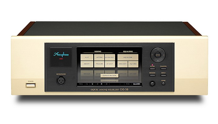 Accuphase Digitaler Equalizer DG-58