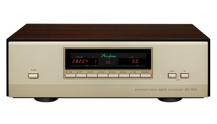 Accuphase Wandler DC 950
